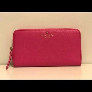 Kate Spade Lacey Cobble Hill Wallet NWT